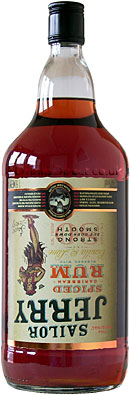 Old Recipe (pre 2010) Sailor Jerry Spiced Rum 1.5 litre bottle product image