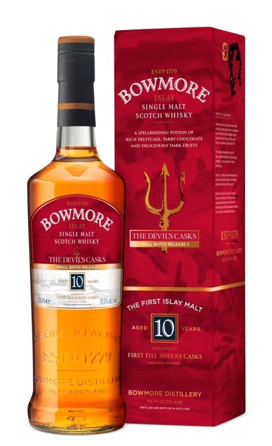 Bowmore Devils Cask Batch II (2) product image