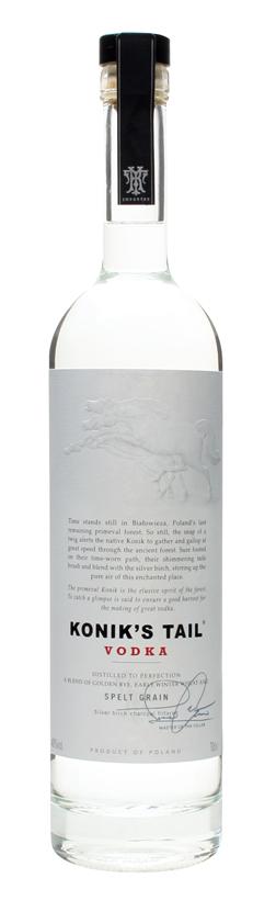 Konik's Tail Vodka product image