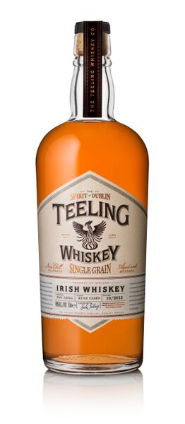 Teeling Single Grain Irish Whiskey product image