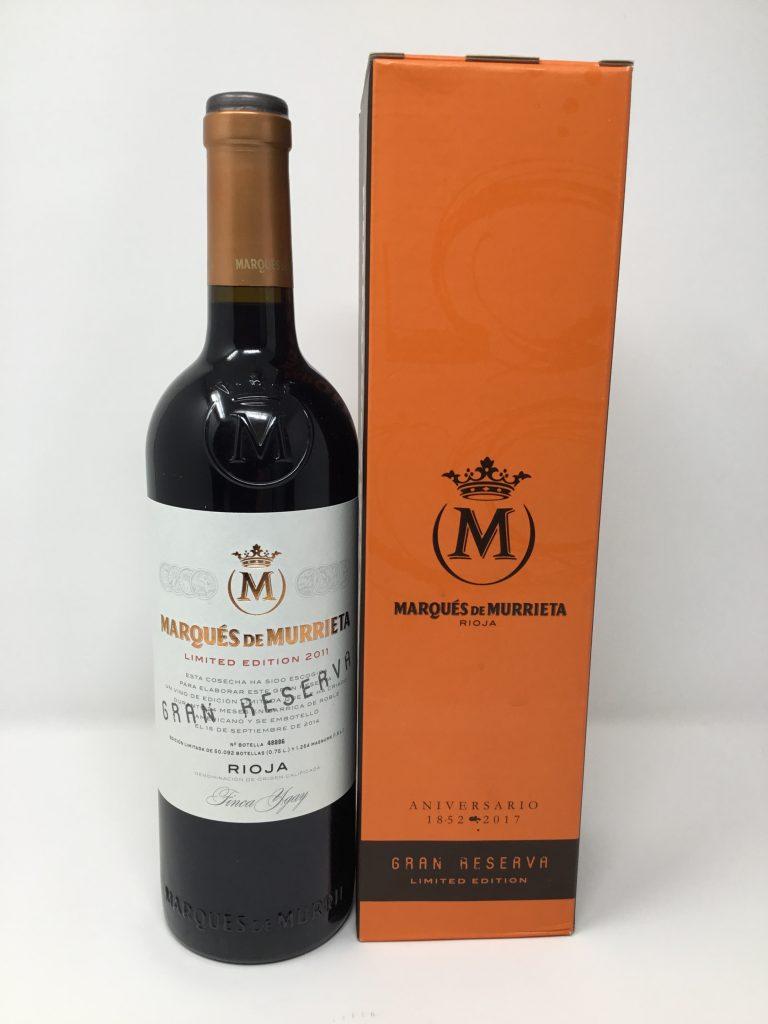 Marques de Murrieta Tinto Gran Reserva Rioja 2011 product image