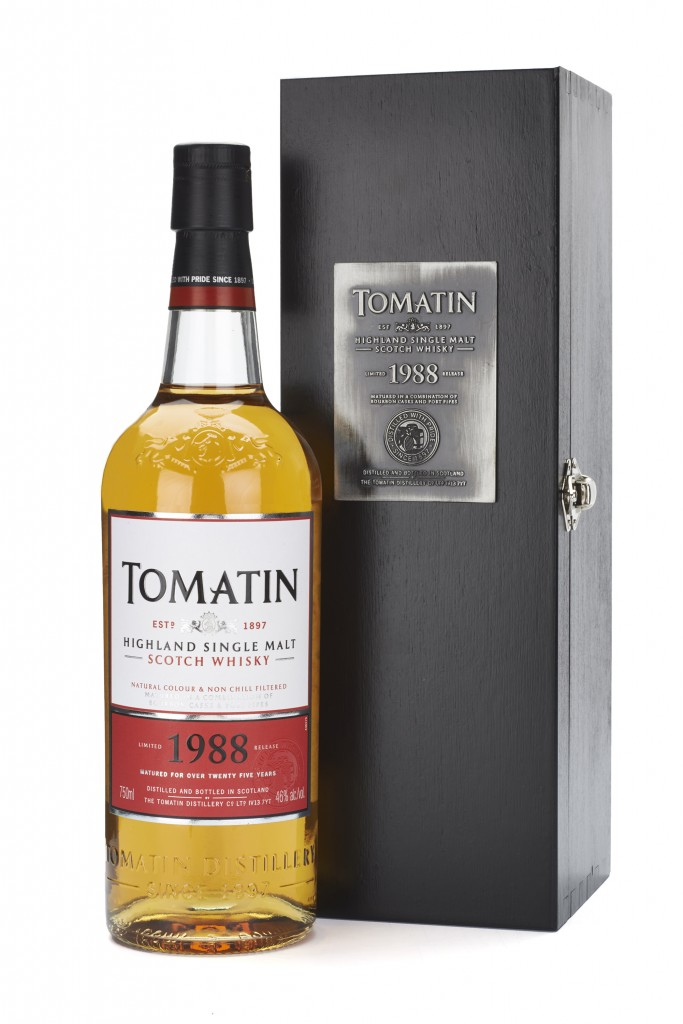 Tomatin 1988 25 Year Old Batch 1 product image