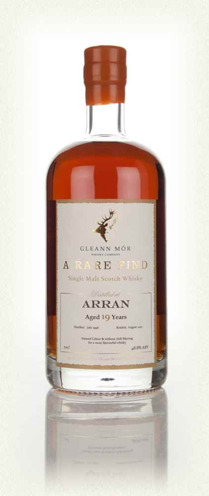 Arran 19 year old by Gleann Mor product image