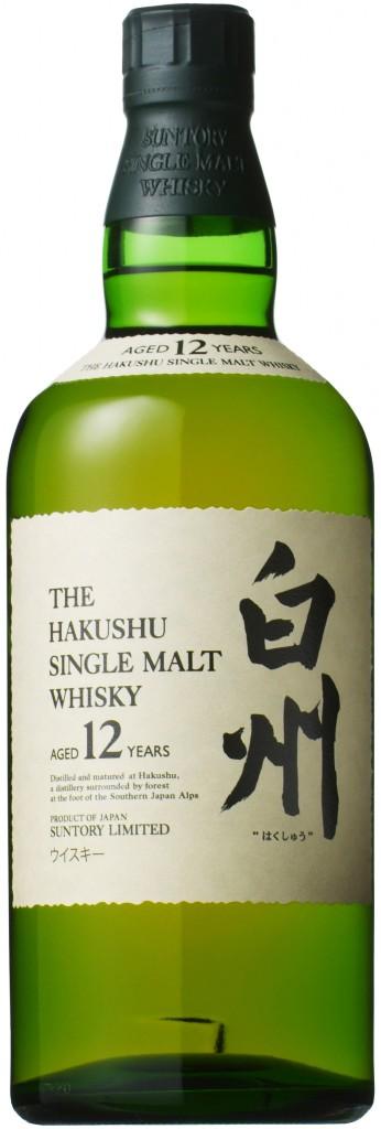 Hakushu 12 year old Single Malt Whisky product image