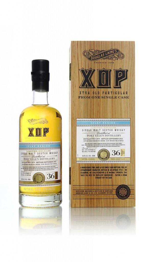 Port Ellen 36 year old XOP by Douglas Laing & Co product image