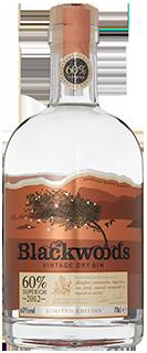 Blackwoods Gin 60% product image