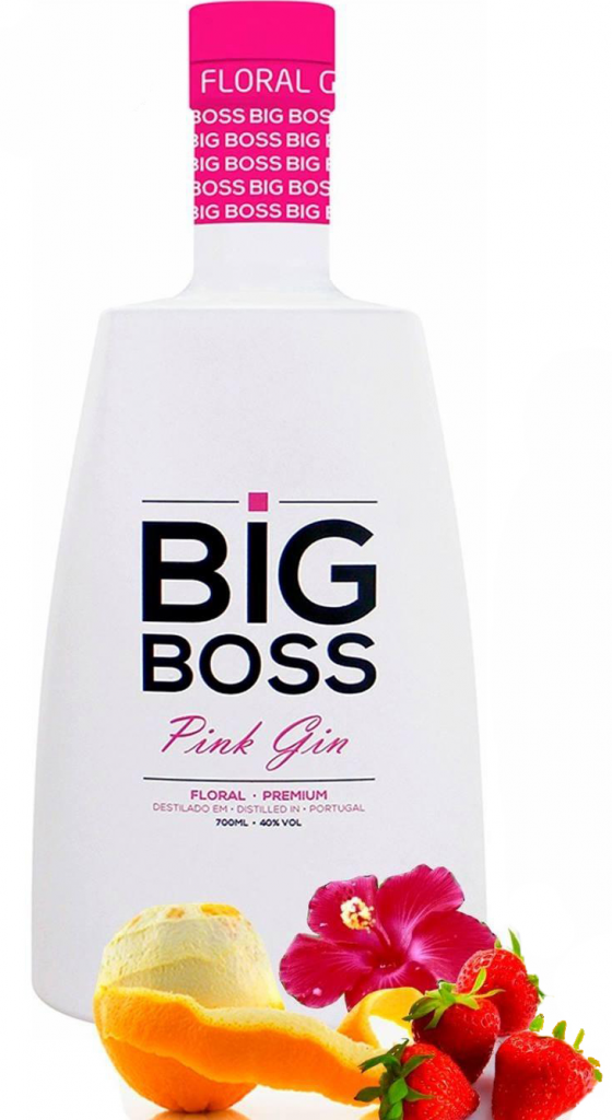 Big Boss Pink Gin product image