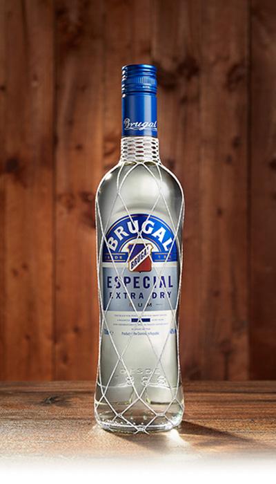 Brugal Especial Extra Dry Rum product image