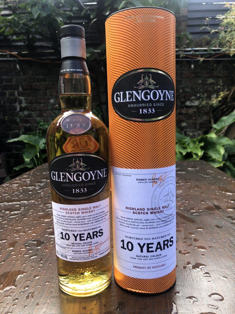Glengoyne 10 Year Old product image
