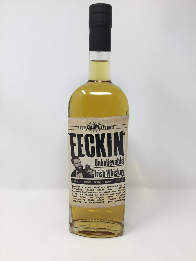 Feckin Irish Whiskey product image