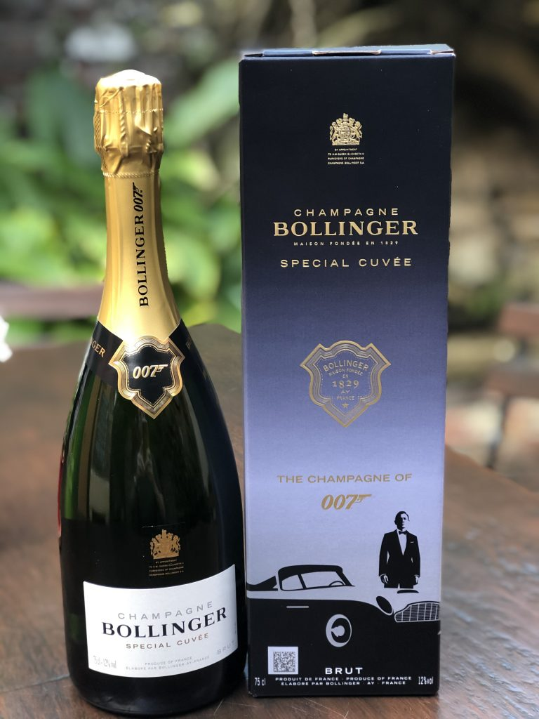 Bollinger Special Cuvee NV Brut 007 product image
