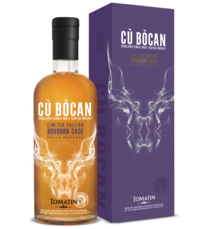 Cu Bocan Limited Edition Bourbon Cask by Tomatin product image
