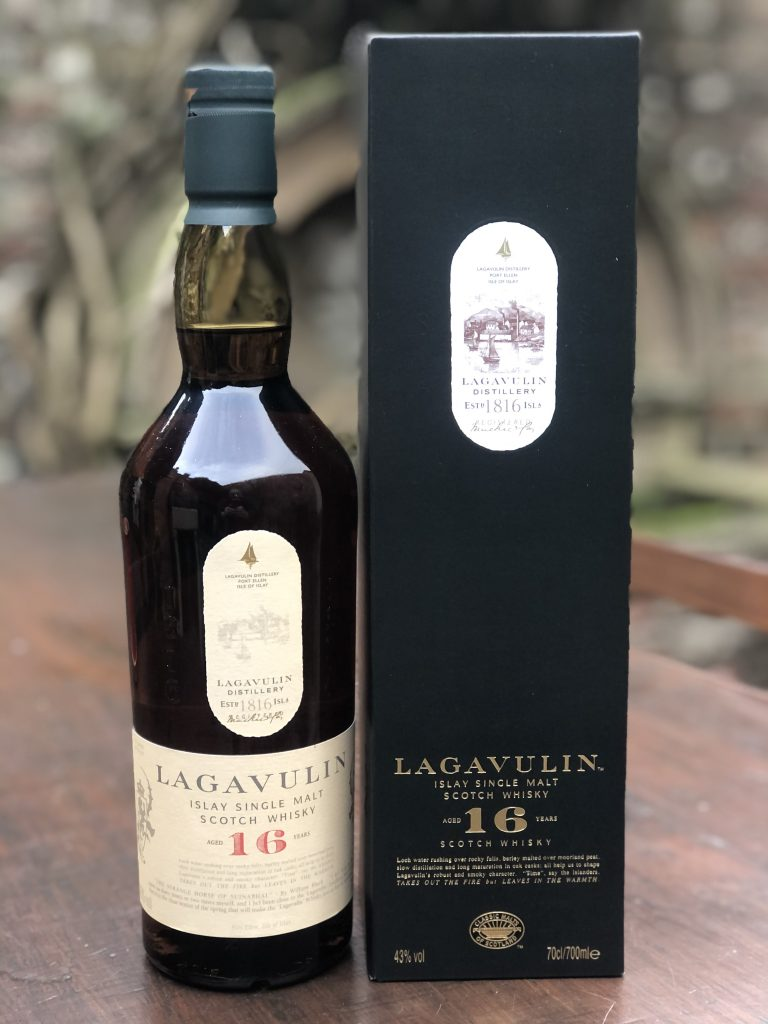 Lagavulin 16 year old product image
