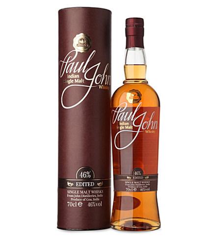 Paul John Edited Indian Single Malt Whisky product image