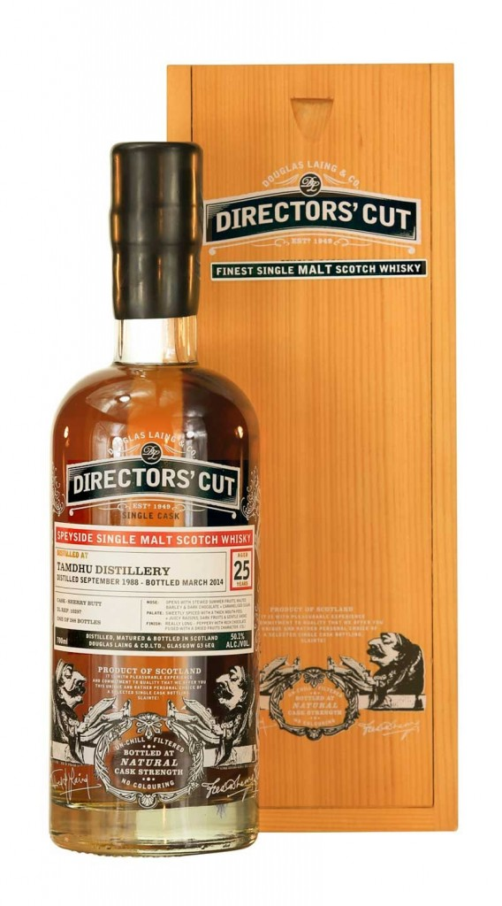 Tamdhu 25 year old Directors Cut product image
