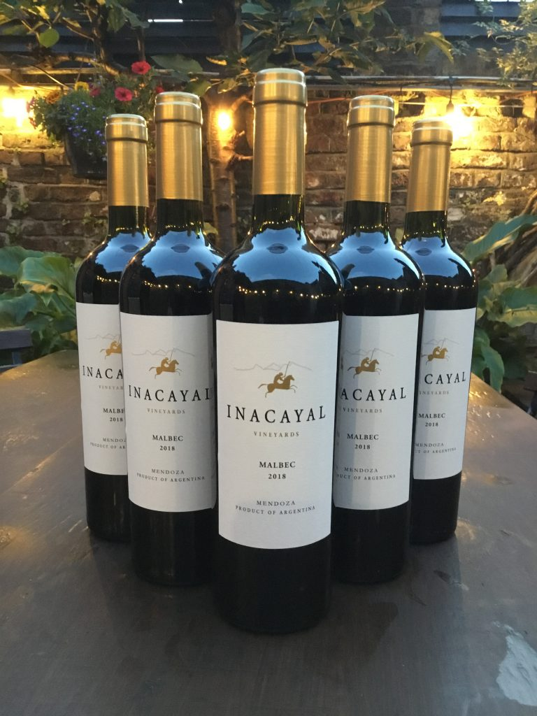 Inacayal Malbec 6x75cl product image