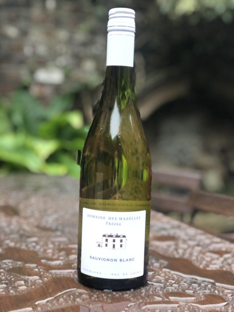 Domaine Des Mazelles Touraine Sauvignon Blanc product image