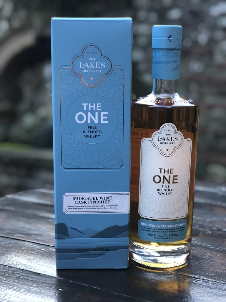 The One Moscatel Cask Finished product image