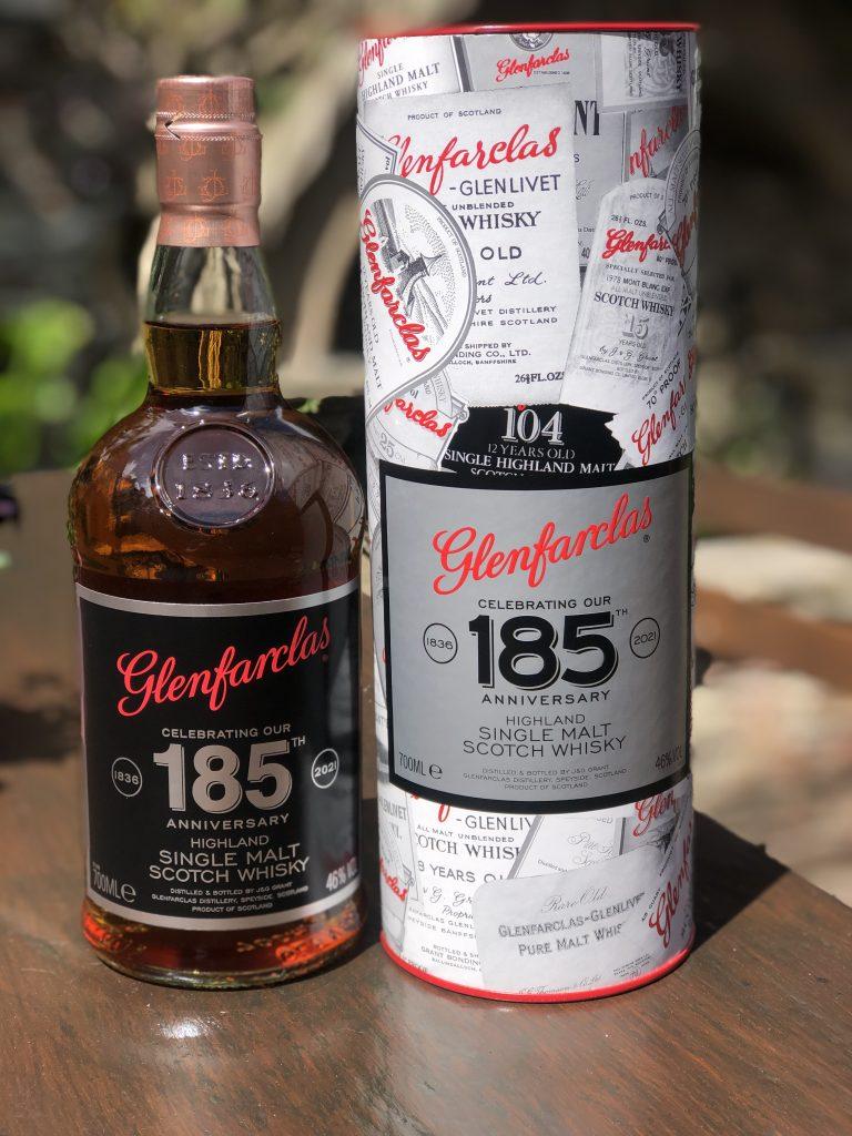 Glenfarclas 185Th Anniversary product image