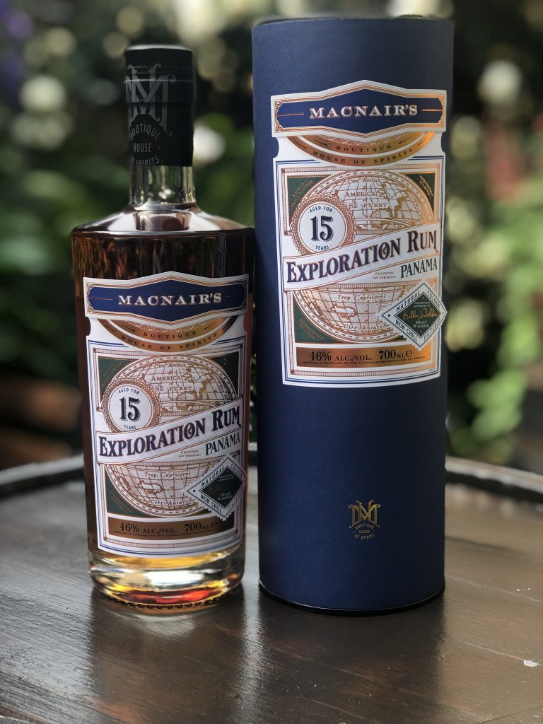 MACNAIR'S 15 YEAR OLD EXPLORATION RUM product image