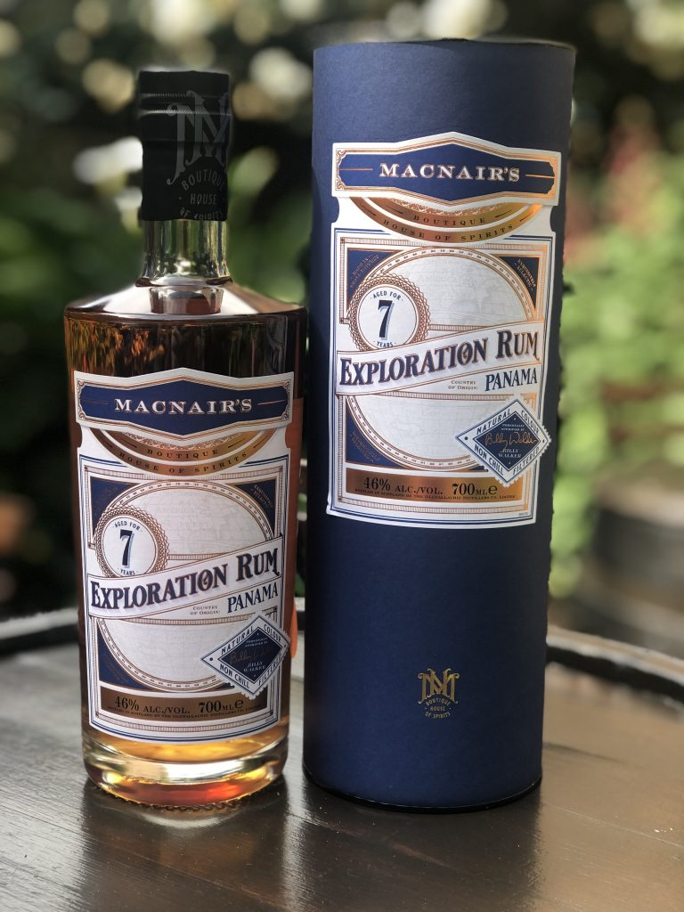 MACNAIR'S 7 YEAR OLD EXPLORATION RUM product image